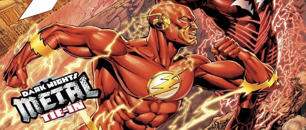 The Flash #33 (Dark Nights: Metal Tie-In) Review