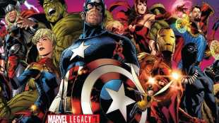 Marvel Legacy #1 Cover