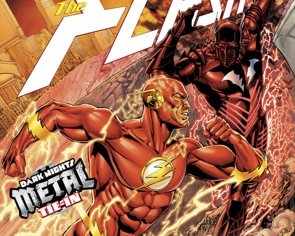 Flash #33 Review: Dark Nights: Metal Tie-In: Another Take