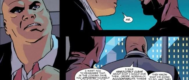 Daredevil #595 Review