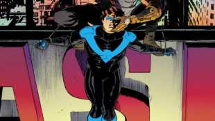 Nightwing #32 Review