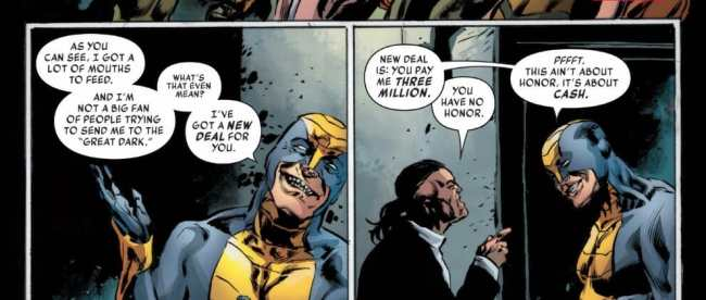Iron Fist #74 Review