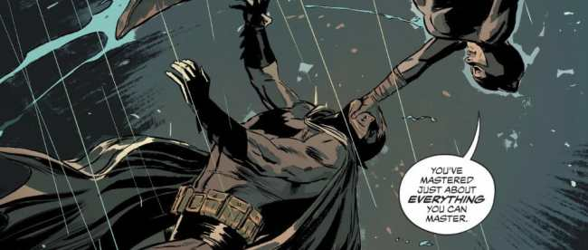 Batman Annual #2 Review