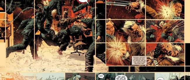 Old Man Logan #31 Review