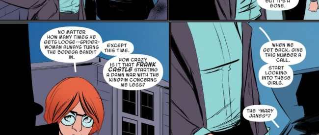Spider-Gwen #26 Review