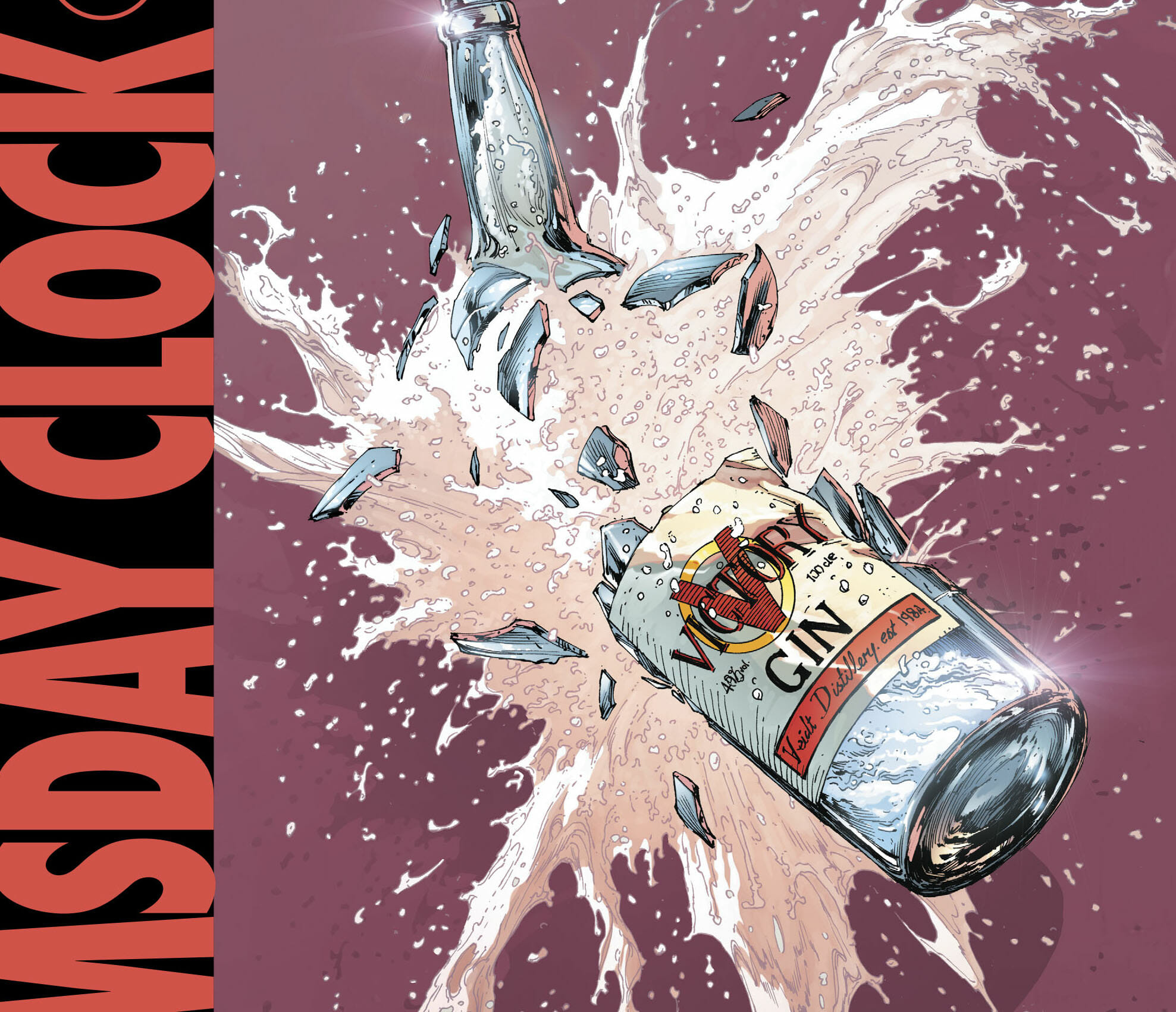Doomsday Clock 3 Review Comic Book Revolution