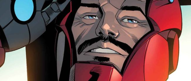 Invincible Iron Man #599 Cover