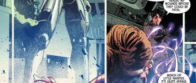 Old Man Logan #33 Review