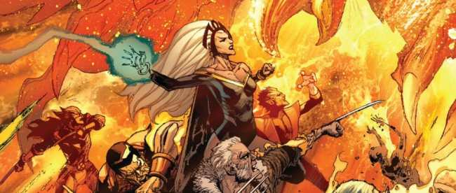 Phoenix Resurrection: The Return Of Jean Grey #4 Review