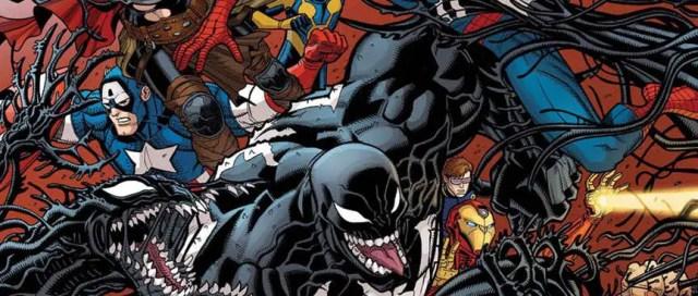 Venomized #1 Cover