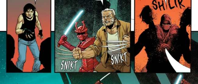 Old Man Logan #34 Review