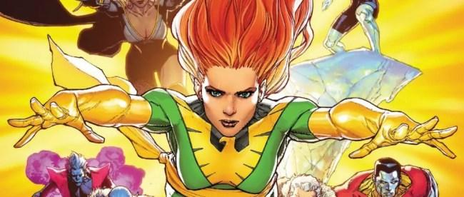 Phoenix Resurrection: The Return Of Jean Grey #5 Review