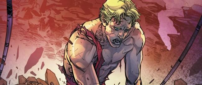 DC Comics The Flash #40 Review