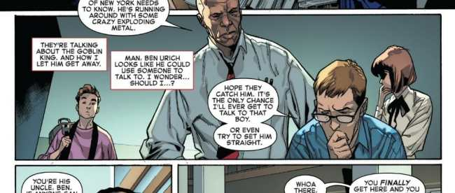 Amazing Spider-Man #797 Review
