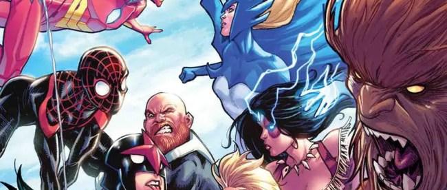Marvel Comics June 2018 Solicitations Analysis