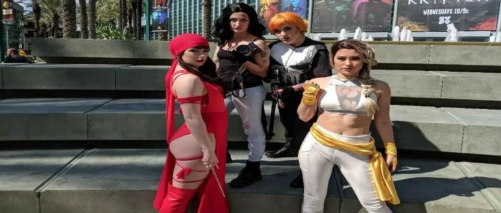 WonderCon 2018: Amazing Comic-Con Cosplay Round-Up