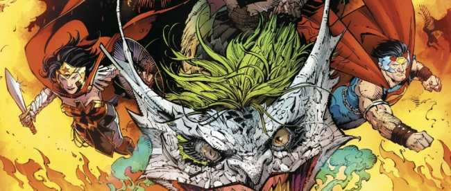 Dark Nights: Metal #6 Review