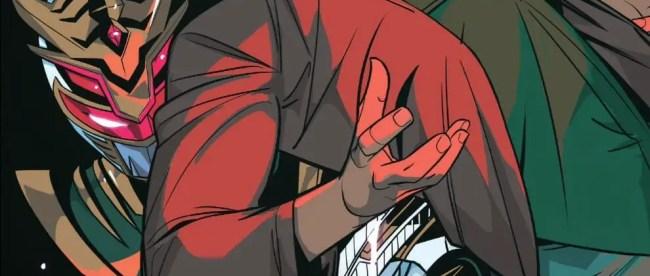 Mighty Morphin Power Rangers #25