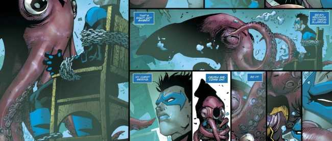 Nightwing #40 Review