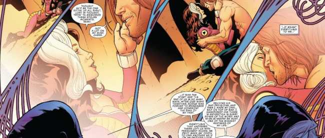 Rogue & Gambit #3 Review