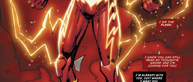 DC Comics The Flash #42 Review