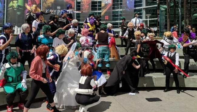 WonderCon 2018: Amazing Comic-Con Cosplay