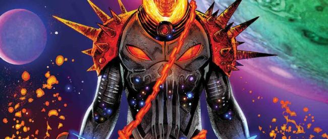 Cosmic Ghost Rider 1