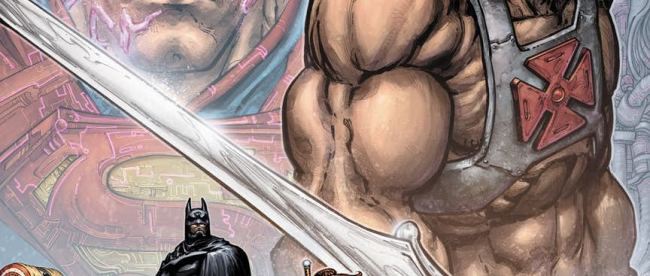 Injustice vs He-Man And The Masters of the Universe #1
