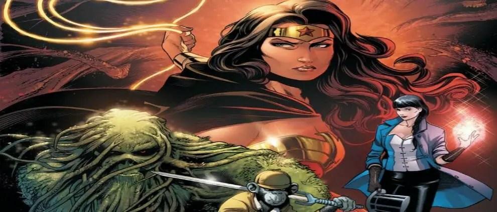 DC Comics July 2018 Solicitations Analysis