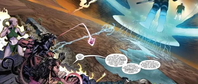 Marvel Comics Avengers #1 Review
