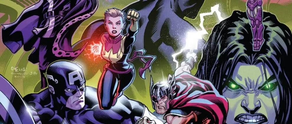 Marvel Comics Avengers #2 Review