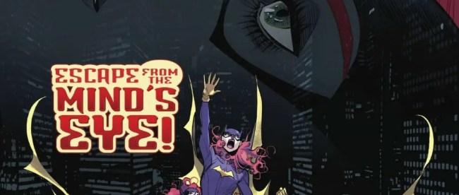 Batgirl #23 Review