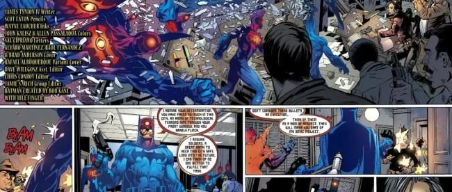 Detective Comics #980 Review