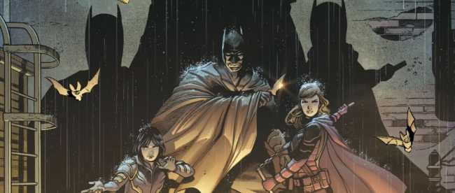 Detective Comics #980 Review