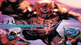 Injustice 2 Chapter 56 Review