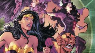 DC Comics Justice League - No Justice #3 Review