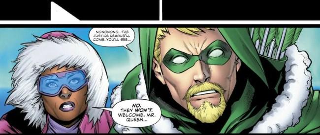 DC Comics Justice League - No Justice #3 Review