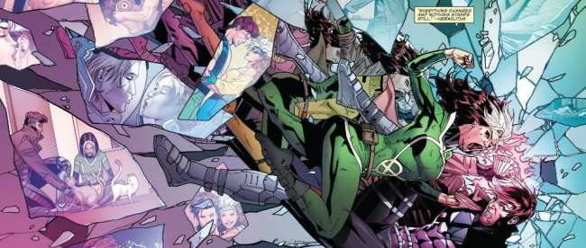 Rogue & Gambit #5 Review
