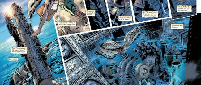 DC Comics Hawkman #1 Review