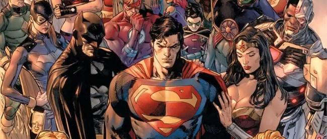 DC Comics September 2018 Solicitations Analysis