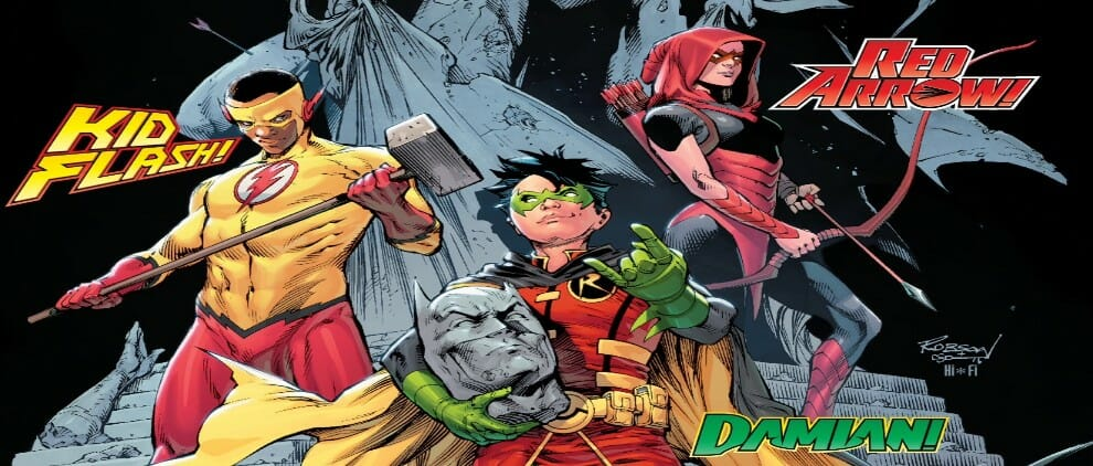 Teen Titans Special #1 Review