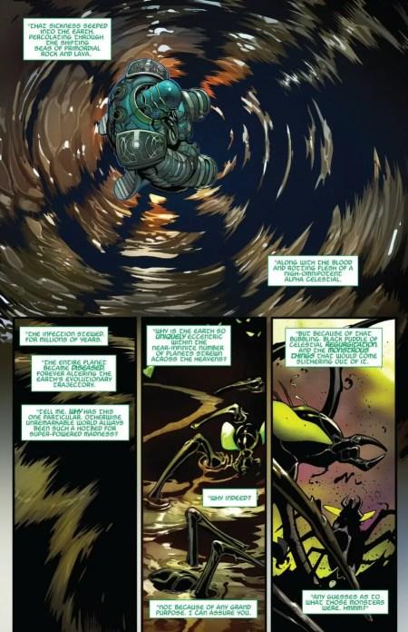 Avengers #5 Highlight