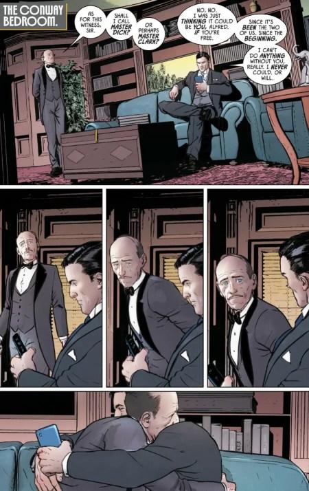 Batman #50 Highlight