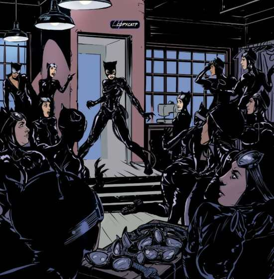 Catwoman #1 Highlight