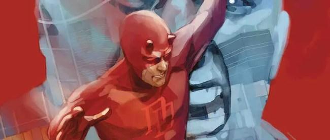 Daredevil #610 Cover