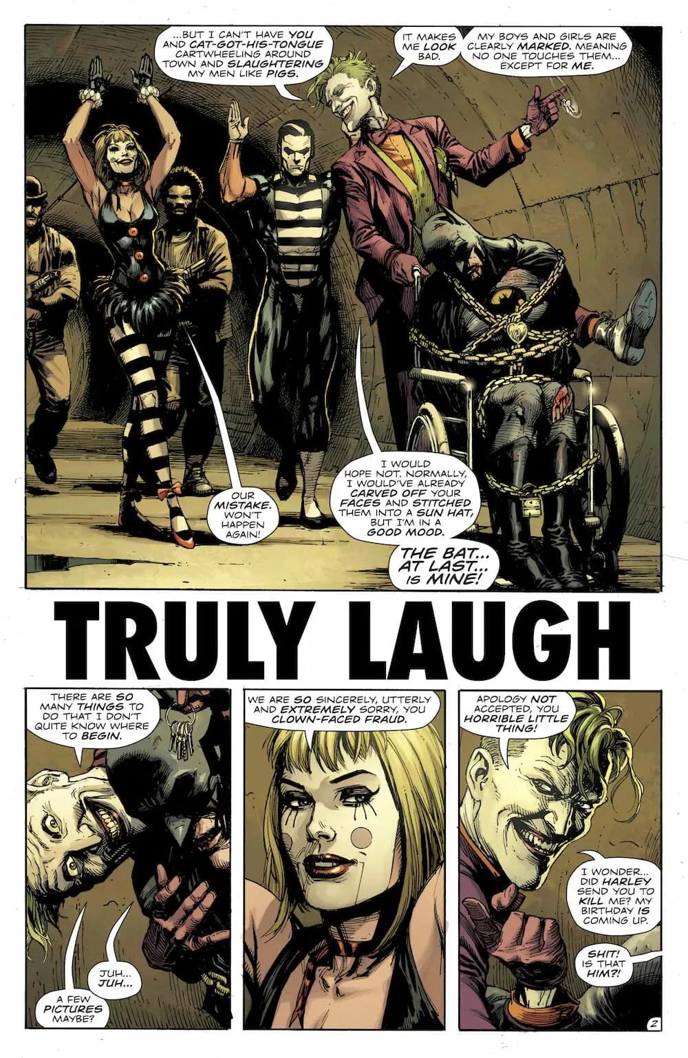 Doomsday Clock 6 Review Comic Book Revolution