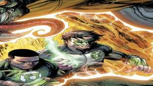 Hal Jordan And The Green Lantern Corps #49 Review