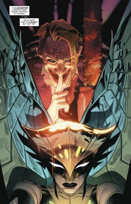 Justice League #3 Highlight