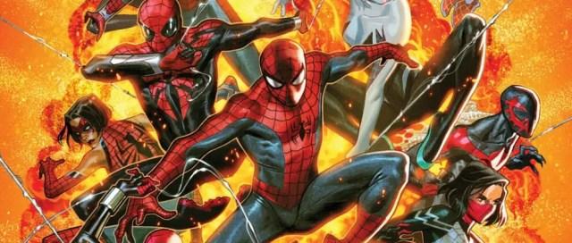 Spider-Geddon SDCC