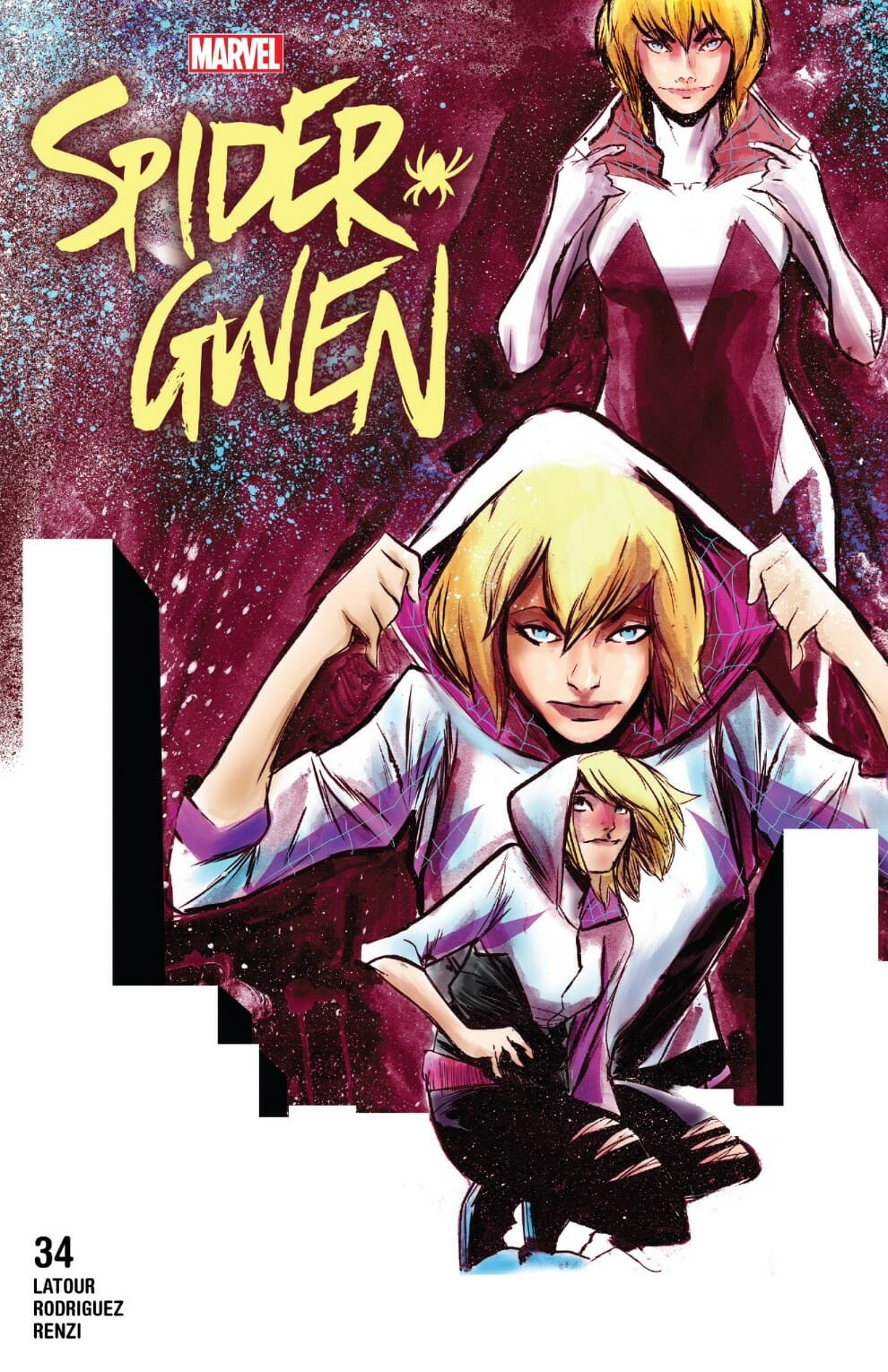 Spider-Gwen #34 (Final Issue) Review - Comic Book Revolution